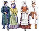 Белоруссия Народные Костюмы
